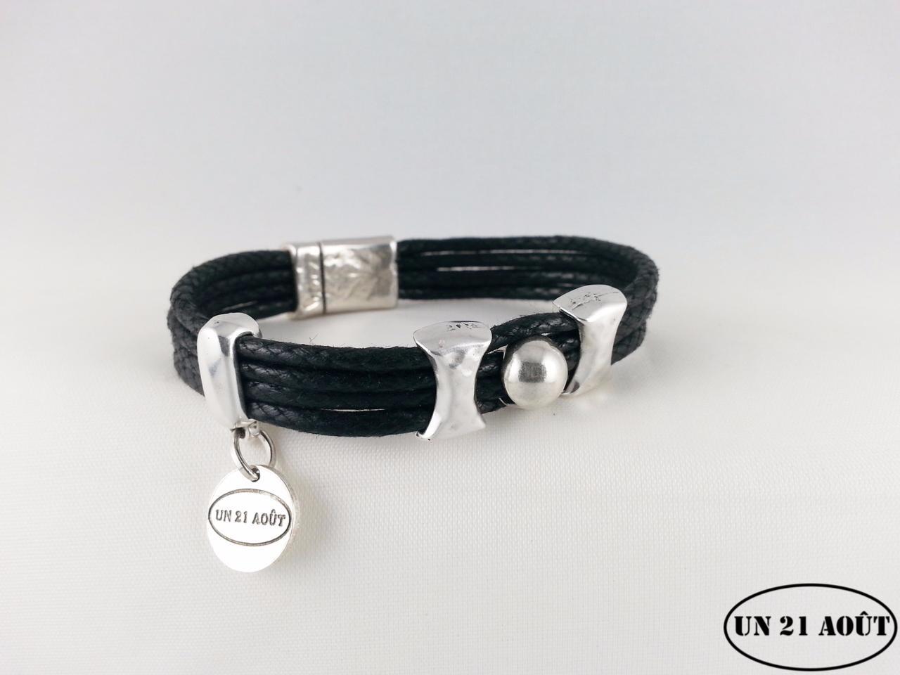 bracelet femme coton